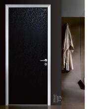 Wasserdichte zusammengesetzte hölzerne Tür für Badezimmer
