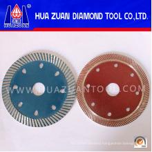Professional Heavy Duty Diamond Turbo Contour Cutting Blade