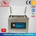 Bolsa de plástico automático máquina del vacío con cámara única