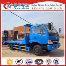 DongFeng 4x2 reboque plataforma para venda
