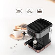 Automatic espresso coffee maker