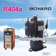Hermetically sealed compressor 8000btu toyota hilux ac compressor for refrigeration& heat