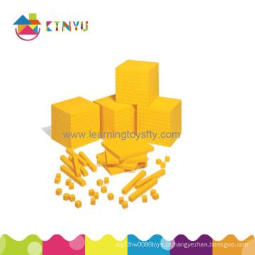 Base Dez Blocos Para Aprendizagem Matemática (K001)