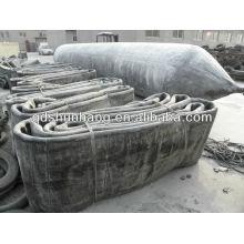 7 airbag inflável do barco das camadas 1.5mX16m para o levantamento do navio