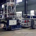 Película de estiramiento plástica de 1500 modelos y línea de producción de película de agarre Fresh-keeping