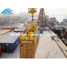 Телескопический разбрасыватель контейнеров 20 футов / 40 футов (GHE-CS-003-SA)