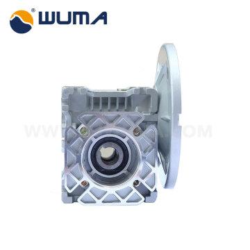 Réducteurs excentriques de fonte de boîte de vitesse de ver de petite étape en aluminium simple