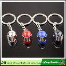 Porte-clés casque moto