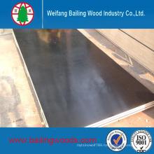 18mm Melamine Waterproof Glue Film Faced Plywood