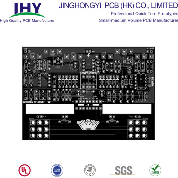 Shenzhen HASL Lead Free Double Sided PCB and Electronics PCB Assembly