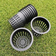 3inch Hydroponic Grow Plant Net Pot Hydroponic Nutrient Solution Nft System Mushroom Farm Planter Net Cup