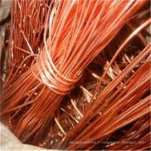 Brûle de fil de cuivre (Millberry) 99,99%
