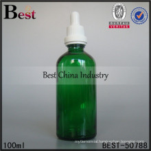 100ml glass bottle and droppe supply printing service