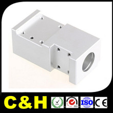 China Manufacturer OEM CNC Precise Machining Brass Aluminum Parts