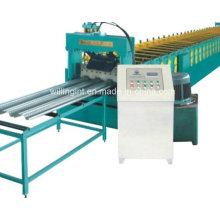 Máquina formadora de rolos de piso de aço de alta qualidade