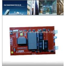 Tableau d'affichage de l'ascenseur Hyundai OPB-CAN-INDICATOR BD V1.0 Panneau d'affichage hyundai 262C215