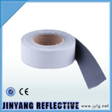 2014 new silver reflective sew on polyester fabric