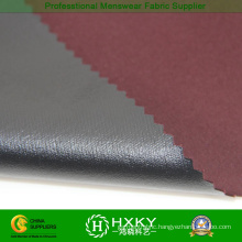 75D+40d Polyester Twilled Spandex Fabric with Breathable Coating