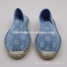 Oem serviço simples sapatos mulher espadrille