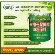 Zwei Komponenten Polyurea Imprägnierung / Polyurethan-Beschichtungen / Wetterbeständigkeit