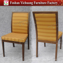Hotel Wood Grain Chair in Restaurant (YC-B22-03)