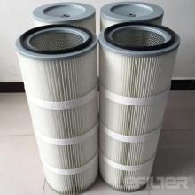 Cartucho de filtro de fibra de poliéster