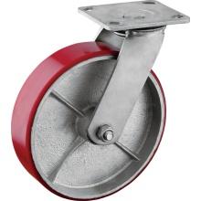 Rolo de roda TPU de núcleo fundido
