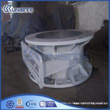 Válvula de compuerta de acero de alta presión de draga (USC10-013)