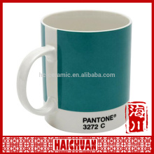 HCC new style 14oz new bone china travel mug
