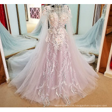 LS19421 Long sleeve gray girl 12year evening gown long sex free 2015 prom dresses women japanese