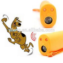 Dispositivo de controle de casca ultra-sônica para cão de estimação de treinamento