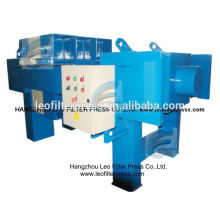 Leo Filter Press Plate and Frame Type Filter Press(Separated Type Old Recessed Chamber Filter Press)