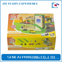 SenCai Kinder lustige Spielzeug Wellpappe Verpackungskasten