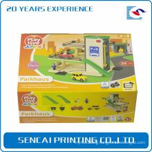 SenCai children funny toy corrugated paper packing box