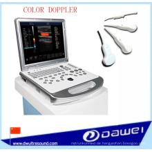 DW-C60Plus 3D Farb-Doppler-Ecograph-Ultraschall-Scanner