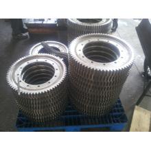 Spur gear shaping machine
