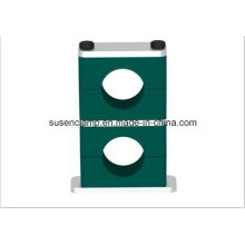 Heavy Pipe / Tube Clamp Alta Qualidade Vertical Multi-Camadas