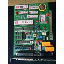Carte système HF pour machine à fil