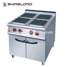 Commercial Equipment Restaurant 700/900 Series 4 Burner gas stove