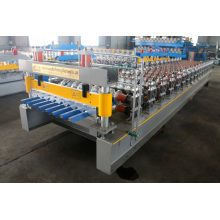 Trapezod Sheet Roll Forming Machine