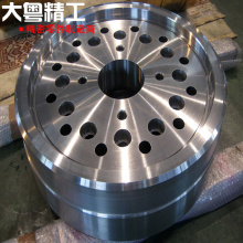 All types of light and heavy machining parts