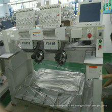 New Computerized Embroidery machine for Cap, Flat, T-shirt, Garment Embroidery China price