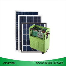 Rooftop 5Kw Metal 4Kw 220V Model Of Our Solar System