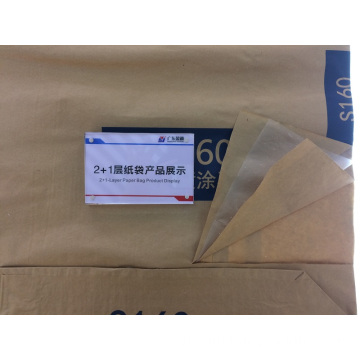 Chemisches Material Plastic Liner Paper Cement Bag
