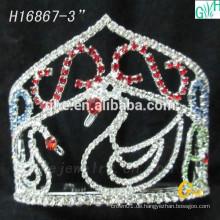 Die neueste Mode Schönheit schöne kleine Schwan Krone