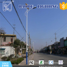 9m Galvanized Round and Conical Street Lighting Pole (BDP-2)