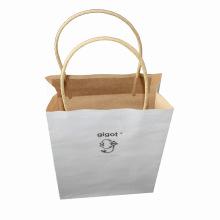 Kraft Paper Shopping Bag for Packing