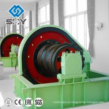 máquina eléctrica del torno del tirón del cable de 12 voltios