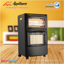 Indoor and Outdoor Portable Electric & Gas Heater