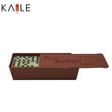 Conjunto de jogos de dominós profissionais de qualidade superior